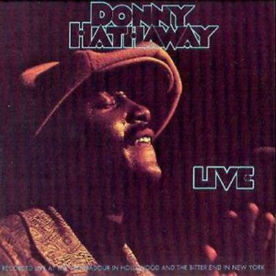 Donny Hathaway : Donny Hathaway Live CD (2000) ***NEW*** FREE Shipping, Save £s • 6.48£