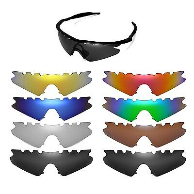 948b8a376ca WL Vented Replace Lenses For Oakley M Frame Sweep Sunglasses-Multiple  Options • 17.99