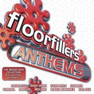 £3.82 • Buy Various Artists : Floorfillers Anthems CD 3 Discs (2007) FREE Shipping, Save £s