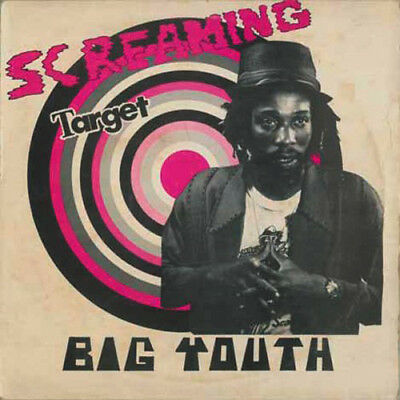 Big Youth : Screaming Target CD Bonus Tracks  Album (2014) ***NEW*** Great Value • 7.82£