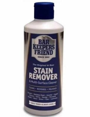£4.79 • Buy Bar Keepers Friend Stain Remover & Multi-Surface Cleaner Powder 250G