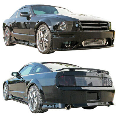 $655 • Buy Duraflex Stallion Body Kit 5 Piece For Mustang Ford 05-09 Ed_104299