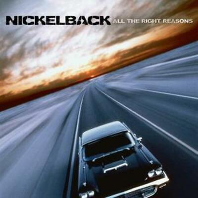 £2.02 • Buy Nickelback : All The Right Reasons CD (2005) Incredible Value And Free Shipping!