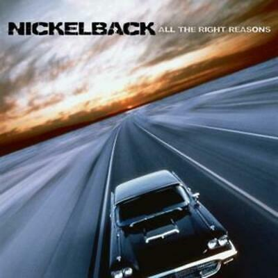 Nickelback : All The Right Reasons CD (2005) Incredible Value And Free Shipping! • 1.92£