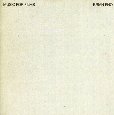 Brian Eno : Music For Films CD Remastered Album (2009) ***NEW*** Amazing Value • 5.47£