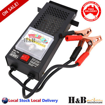 AU34 • Buy Battery Load Tester 6V 12V Volt 100 AMPTruck Boat Bike Car Battery Tester