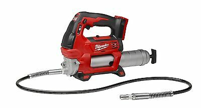 $189.49 • Buy Milwaukee 2646-20 M18 Cordless 2-Speed Grease Gun -Tool Only - IN STOCK