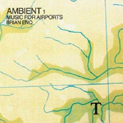 Brian Eno : Ambient 1: Music For Airports CD Remastered Album (2009) ***NEW*** • 5.11£