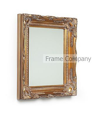 £33.24 • Buy Frame Company Langley Wooden Mirror Classic Swept Ornate Vintage Picture Frames