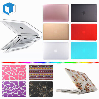 $14.99 • Buy MacBook Case For Apple Laptop Air Pro Retina 11  13.3  15  16  Rubberized Shell