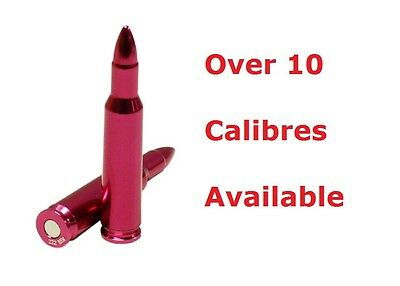 AU28.99 • Buy New Steel Snap Caps Firing Pin Protection Testing Dummy Round Safety Shooting AU