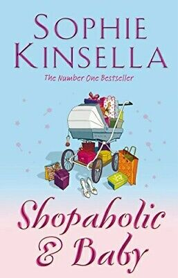 Shopaholic And Baby By Sophie Kinsella (Paperback, 2007) • 3.50£