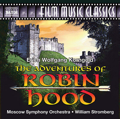 The Adventures Of Robin Hood CD (2015) ***NEW*** FREE Shipping, Save £s • 8.68£