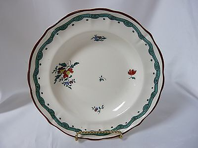 $ CDN26.45 • Buy Diamondstone Laveno Amelie Pattern Soup Bowl 8  Made In Italy
