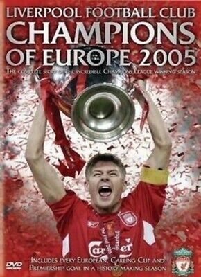 £2.06 • Buy Liverpool FC: End Of Season Review 2004/2005 DVD (2005) Liverpool FC Cert E