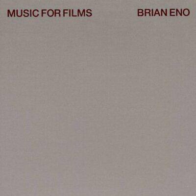 Brian Eno : Music For Films CD Value Guaranteed From EBay's Biggest Seller! • 5.48£