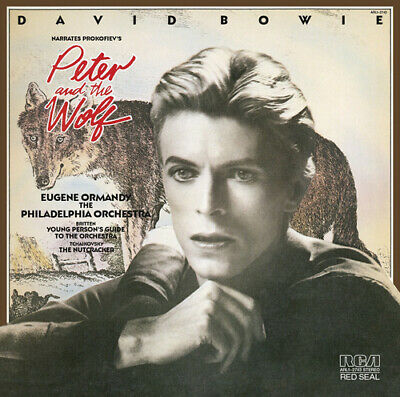 £6.57 • Buy David Bowie : David Bowie Narrates Prokofiev's Peter And The Wolf CD (2013)