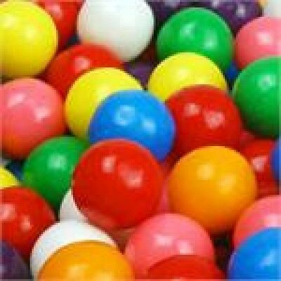 $6.95 • Buy Dubble Bubble 1/2 Half Inch 15mm Gumballs Candy Party Bags - You Choose Amount
