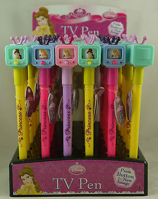 £1.99 • Buy Novelty Tv Topped Pens Tv Characters/disney Ideal Back To School Stationary