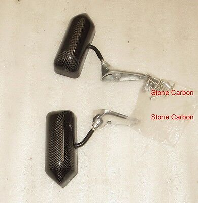 $ CDN435.38 • Buy Carbon Fiber GT Side Mirror With Glass & Aluminium Base For Lotus Exige Elise S2