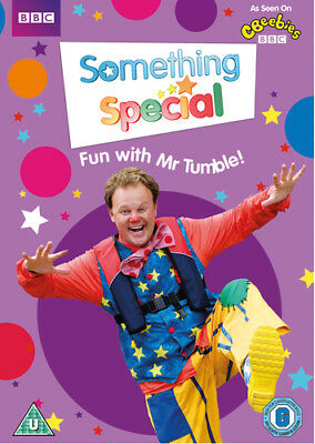 Something Special: Fun With Mr Tumble DVD (2015) Justin Fletcher Cert U • 6.63£