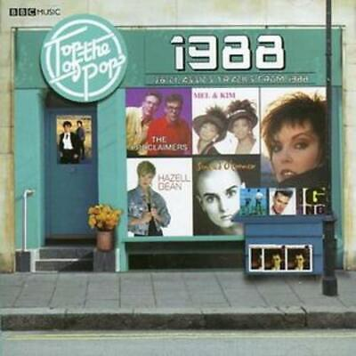 £3.55 • Buy Various Artists : Top Of The Pops 1988 CD (2008) Expertly Refurbished Product