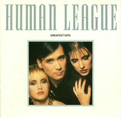 The Human League: Greatest Hits CD Value Guaranteed From EBay's Biggest Seller! • 2.37£
