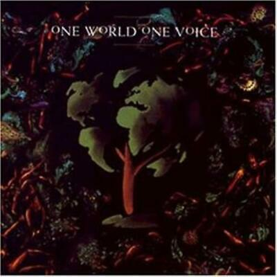 £2.20 • Buy Various : One World One Voice CD Value Guaranteed From EBay's Biggest Seller!