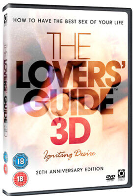 £2.48 • Buy The Lovers' Guide 3D - Igniting Desire DVD (2011) Gemma Bissix Cert 18