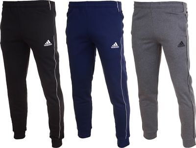 Mens Adidas Slim Tapered Fleece Tracksuit Jogging Bottoms Joggers Sweatpants • 29.98£