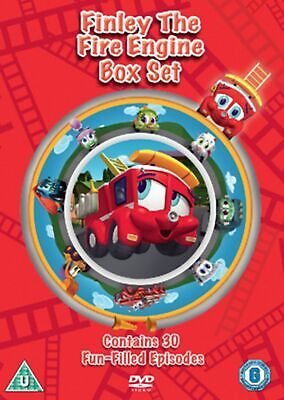 Finley The Fire Engine: Volumes 1-3 [DVD] • 2.99£