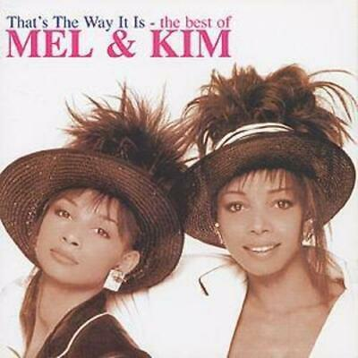 £8.99 • Buy Mel And Kim : That's The Way It Is: The Best Of MEL & KIM CD (2001) Great Value
