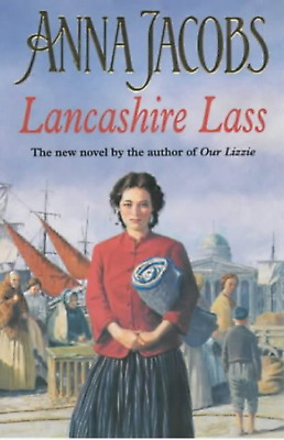 Lancashire Lass By Anna Jacobs (Paperback,) New Book • 6.99£