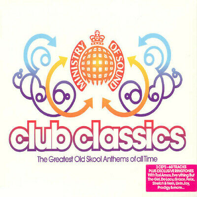 Various Artists : Club Classics CD Value Guaranteed From EBay's Biggest Seller! • 2.43£