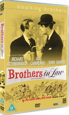 Brothers In Law DVD (2007) Ian Carmichael, Boulting (DIR) Cert U ***NEW*** • 10.47£