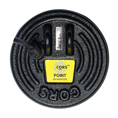 """£89.21 • Buy CORS Point 5"""" DDSearch Coil For Minelab FBS Detector E-TRAC Safari Explorer"""