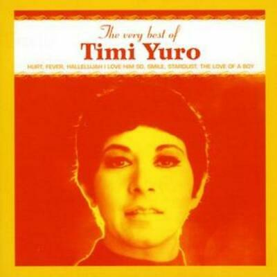 Timi Yuro : The Very Best Of CD (2006) ***NEW*** FREE Shipping, Save £s • 5.08£