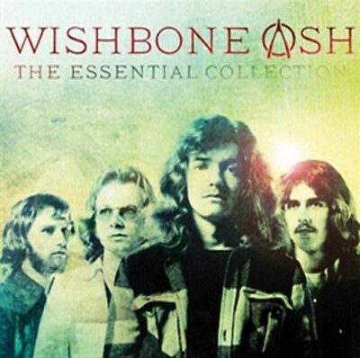 £6.80 • Buy Wishbone Ash : The Essential Collection CD 2 Discs (2013) ***NEW*** Great Value