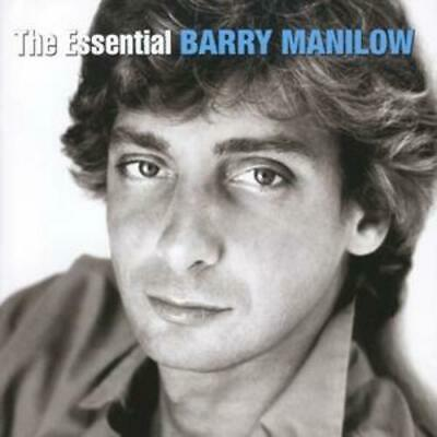 Barry Manilow : The Essential Barry Manilow CD 2 Discs (2006) Quality Guaranteed • 3.08£