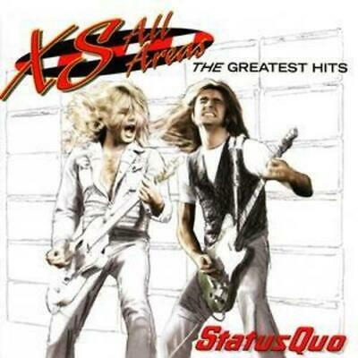 £2.68 • Buy Status Quo : XS All Areas - The Greatest Hits CD 2 Discs (2004) Amazing Value