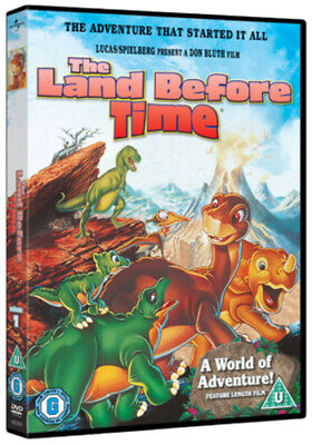 £2.39 • Buy The Land Before Time DVD (2011) Don Bluth Cert U Expertly Refurbished Product
