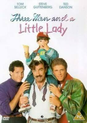 Three Men And A Little Lady DVD (2001) Tom Selleck, Ardolino (DIR) Cert PG • 2.14£