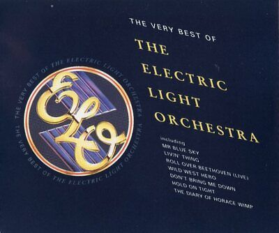 £3.87 • Buy Electric Light Orchestra : Very Best Of Elo CD Expertly Refurbished Product