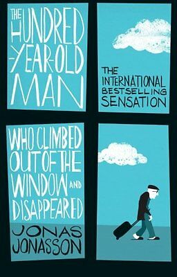 £3.23 • Buy The Hundred-Year-Old Man Who Climbed Out Of The Window And Disappeared By Jonas