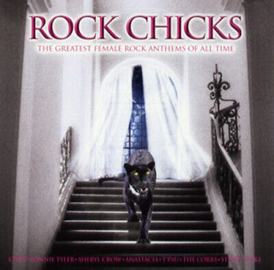£2.23 • Buy Various Artists : Rock Chicks CD 2 Discs (2004) Expertly Refurbished Product