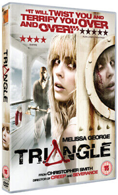 £1.91 • Buy Triangle DVD (2010) Melissa George, Smith (DIR) Cert 15 FREE Shipping, Save £s