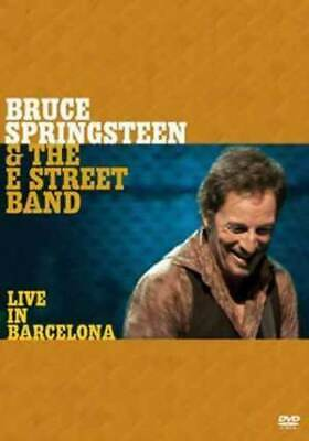 Bruce Springsteen And The E Street Band: Live In Barcelona DVD (2003) Bruce • 3.74£