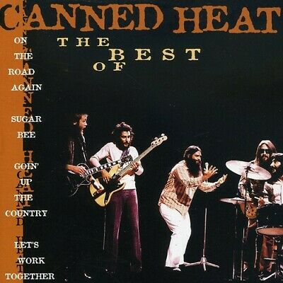 The Best Of Canned Heat CD (1997) Value Guaranteed From EBay's Biggest Seller! • 2.42£