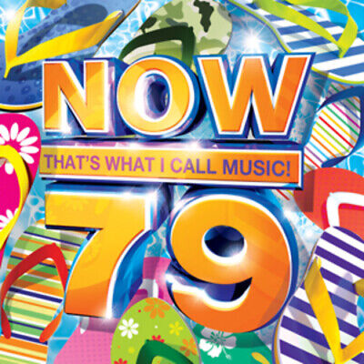 £2.21 • Buy Various Artists : Now That's What I Call Music! 79 CD 2 Discs (2011) Great Value