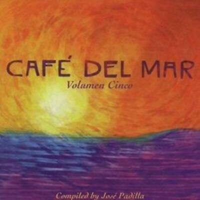 £2.31 • Buy Various Artists : Cafe Del Mar - Volumen Cinco CD (2004) FREE Shipping, Save £s